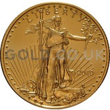 2010 1/4 oz Gold America Eagle