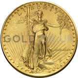 1986 1/2 oz Gold America Eagle