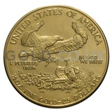 1992 1/2 oz Gold America Eagle