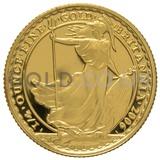 2006 Quarter Ounce Proof Britannia
