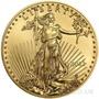 Half Ounce American Eagle Gold Coin (2021)