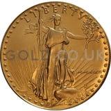 1986 1 oz Gold America Eagle