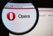 Opera browser tests built-in cryptocurrency wallet