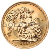 Half Sovereign (Best Value)