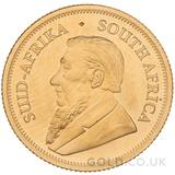 Gold Krugerrand 1/10oz (2021)