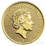2021 Britannia 1oz Gold Coin - Gift Boxed