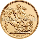 Gold Sovereign (2017)
