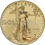 1994 1 oz Gold America Eagle