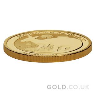 Gold Nugget 1oz (2021)