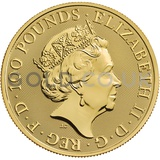 Royal Arms 1oz Gold Coin GIft Boxed (2020)