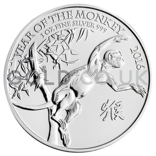 Silver Year of the Monkey (2016)