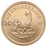 Gold Half Krugerrand