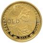 2010 Quarter Ounce Proof Britannia