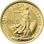 Quarter Ounce Britannia Gold Coins (2020)