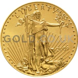 2009 1 oz Gold America Eagle