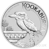 Silver Kookaburra 1oz (2022)