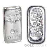 250g Silver Bar (Best Value)