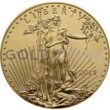 2015 1 oz Gold America Eagle