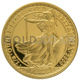 2000 Half Ounce Proof Britannia