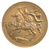 Gold Isle of Man Five Pound Coin (Best Value)