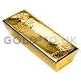 12.5kg Gold Bars