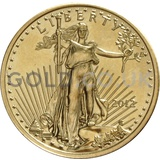 2012 1/4 oz Gold America Eagle