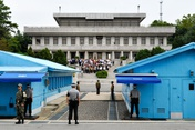 North Korea reopens phone hotline with South Korea ahead of diplomatic talks