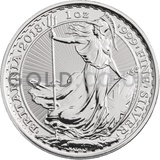 Britannia One Ounce Silver Coin (2018)