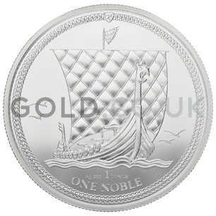 Silver Noble 1oz Proof (2018)
