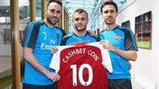 Arsenal FC teams up with crypto firm CashBet in world first