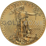 2016 1 oz Gold America Eagle