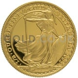 2002 Half Ounce Proof Britannia