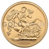 Gold Sovereign (2020)