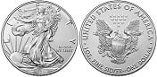 US Mint sells out of silver Eagles as demand surges