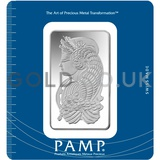 100g PAMP Silver Bar