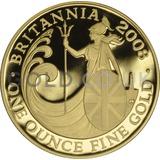 2008 One Ounce Proof Britannia