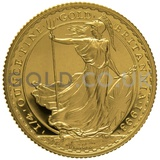 1993 Quarter Ounce Proof Britannia