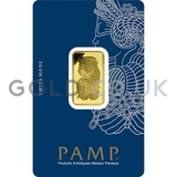 10g PAMP Gold Bar
