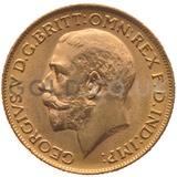 George V - Gold Sovereign