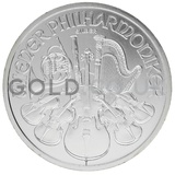 Silver Philharmonic 1oz (2009)