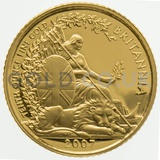 2007 Tenth Ounce Proof Britannia