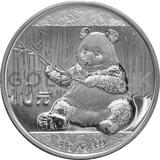 Silver Pandas