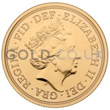 Gold Double Sovereign (2020)