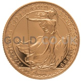 1989 Quarter Ounce Proof Britannia