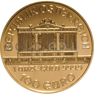 Gold Philharmonic 1oz (Best Value)