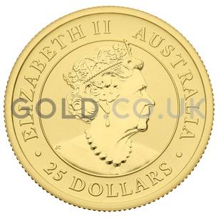 Gold Nugget Quarter Ounce (2019)