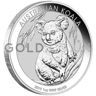 Silver Koala 1oz (2019)