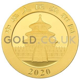 Gold Panda 30g (2020)