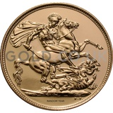 Gold Sovereign (Best Value)