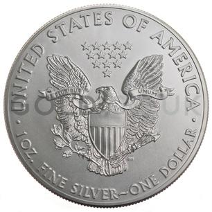 Silver Eagle Full Monster Box